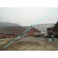 Best Prefab 78 X 96 Multispan Light Industrial Steel Buildings ASTM Storage House Coated wholesale