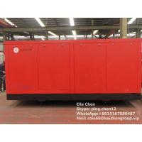 Quality 55kw 8bar electric-engine portable explosion proof screw air compressor wholesale