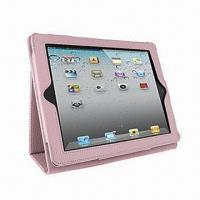 Best 9.7-inch Rose Gold Leather Cover Case for iPad 2 wholesale