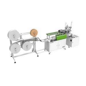 Best Upper Roller 60pcs/Min Face Mask Manufacturing Machine wholesale