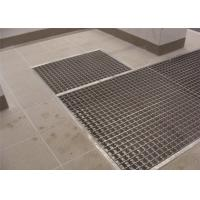 Best Carwash Shop Pressure Locked Steel Grating Durable High Strength Material wholesale