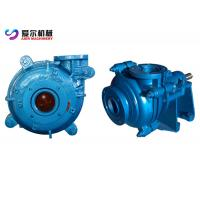 Best Low Pressure Mining Slurry Pump , Diesel Slurry Pump Heavy Duty Corrison Resistant  wholesale