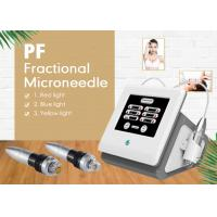 Best Matrix & Microneedle RF Fractional Machines For Large Pore Reduction wholesale