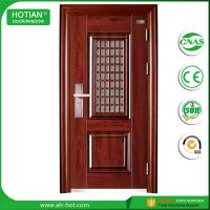 Best simple modern house gate steel door, latest main gate design wrought iron door wholesale