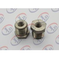 Best High Precision CNC Turned Parts 304 Stainless Steel Both Threaded Hex Bolt wholesale