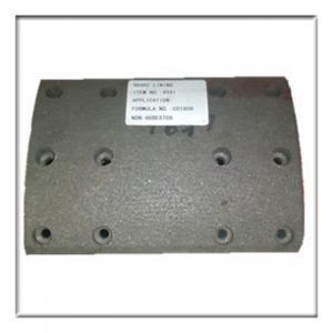 Best truck brake liner, drum brake linings, brake system,bus brake lining wholesale