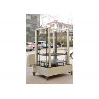 Best Electric Packaging Compressive Strength Testing Machine ASTM D4169 wholesale
