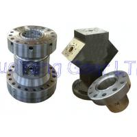 3.5 Ton Casting Metal CNC Machining Parts and CNC Broaching for the Gear Reducer