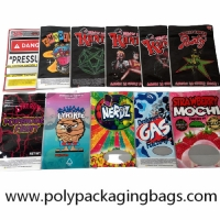 China Digital Printing 100g Doy Pack Aluminum Foil Bag on sale