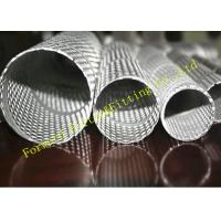 Best Seamless Stainless Steel Perforated Tube For Gas / Liquid / Vapor / Light Diffusion wholesale