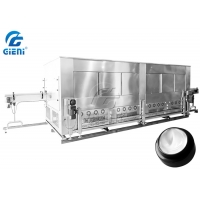 Buy cheap Hair Wax Chilling Tunnel+S shape Chain Conveyor (Chilling capacity at 22.5P) from wholesalers