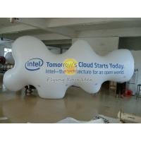 Best PVC Custom Cloud Shaped Balloons with two sides digital printing for Political events wholesale