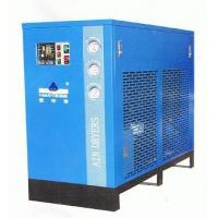 Best Large capacity blue refrigerated compressed air dryer low noise 220V 3.8m³/min wholesale