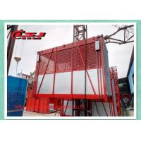 Best Construction Rack And Pinion Hoist Material Lift For Power Station Use wholesale
