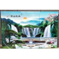 Best OK3D large 3d lenticular pictures printing motion 3d with motion and flip effect on injekt printer or UV printer wholesale
