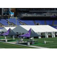 Best Double Decker Sporting Event Tents Easy Set Up For International Competitions wholesale