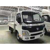 Best White Color Flat Bed Foton Light Truck 4x2 Drive Type Special Purpose Vehicle wholesale