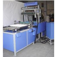 Quality Custom Filter Making Machine / Pleater Machine with Hot Melt Guling wholesale