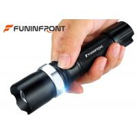Best 5W CREE Led Zoom Flashlight Tactical Torch Supports Wall Charger wholesale