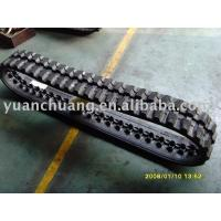 Best Rubber Crawler,rubber track,harvester wholesale