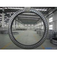 Best Four Point Single Row Slewing Ring Bearings Contact Ball Slewing Bearing External Gear wholesale
