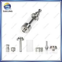 Best Sailing stainless steel pen vaporizer  G40  rebuild able huge vapor  atomizer wholesale