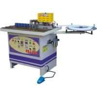 China FBJ-888 Novel type double-faced coating adhesive curve&straight-ling edge sealing machine on sale