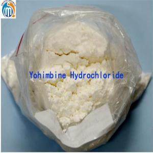 Best HPLC 98% Yohimbine HCl Yohimbine Hydrochloride Yohimbine Extract wholesale