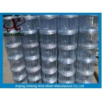 Best Environmental Galvanized Deer Fence , Field Wire Fence Easy Install wholesale