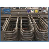 Best Stainless Steel Superheater And Reheater , Coal Fired High Efficient Heat Exchanger wholesale