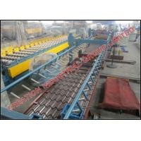 Best Corrugated Metal Roofing Tile Panel Cold Roll Former Equipment with Automatic Stacker wholesale