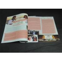 Best Brochures / Catalogue / Magazine Printing Services With CMYK Printing wholesale
