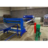 Best Semi - Automatic Welded Mesh Machine with Wire Straighten and Cutting Machine wholesale