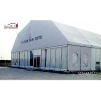Cheap Big clear span 30m Polygon event tent hallmarqee for wedding event for sale
