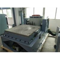 Quality Vibration Test Machine Vibration Table Testing Comply with Standard of MIL-STD 167 wholesale
