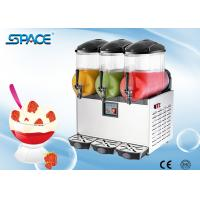 Best 3 Bowl Frozen Drink Machine With Independent ON/OFF Switch Operation wholesale