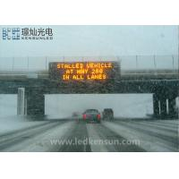 Best CE Customized Led Text Display Sign Advertising / 1200w Led Display Red 100000 Hours wholesale