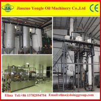 China Sunflower oil refinery plant on sale