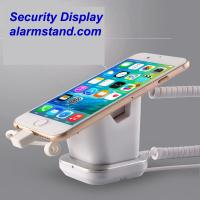 Best COMER Anti-Lost charger plastic display alarm charger magentic Holder for Exhibition security wholesale