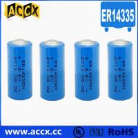 Best ER14335 3.6V 1650mAh first & primary battery with long self life more than 10 years wholesale