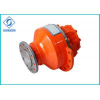 Best High Efficiency Hydraulic Pto Drive Motor , Hydraulic Track Drive Motor Long Service Life wholesale
