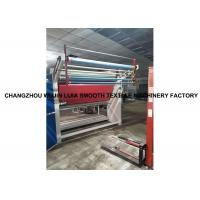 Best High Performance Textile Inspection Machine , Fabric Rolling Machine 3.5KW wholesale