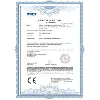 Xiamen Cashino Electronic Technology Co., Ltd. Certifications