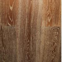 China Carbonized European Oak Engineered wood Flooring, multi-layers & 3 layers are available on sale