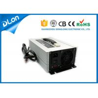 China factory wholesale forklift / electric golf cart / electric city bus battery charger 24v 50a on sale