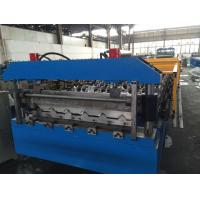 Quality 5.5KW Motor Corrugated Colour Steel Roofing Sheet Roll Forming Machine Automatically wholesale