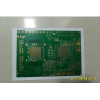 Best 16 Layer FR4-TG170 Immersion Gold 3.0mm Thickness Rigid PCB Board / Flex Rigid Board For Industrial Control wholesale