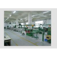 China Φ25anti-high temperature telfon cable extruding production line on sale