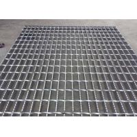 Best SS Grating Twisted Bar Steel Floor Grating 6 x 6mm Plain Bar 32mm x 5mm wholesale