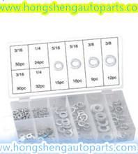 Best (HS8033)250 FLAT LOCK WASHER KITS FOR AUTO HARDWARE KITS wholesale